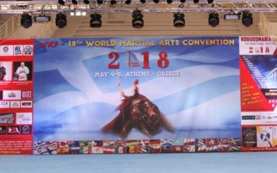 World Convention 2018 in Athen, 3.-6.5.2018